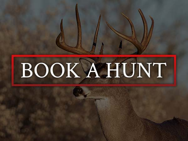 Book a Hunt with Lazy K Ranch